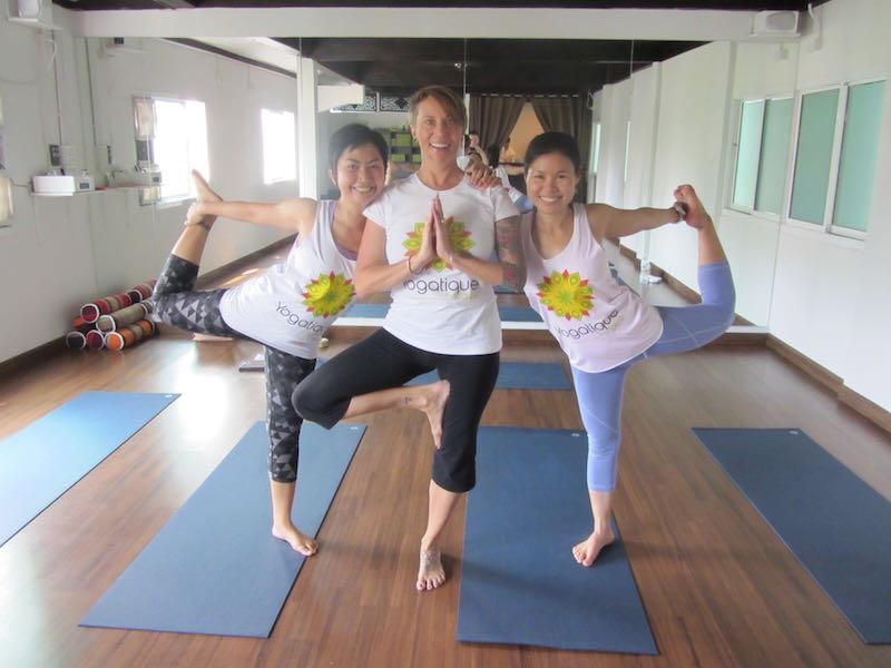Yogatique Bangkok